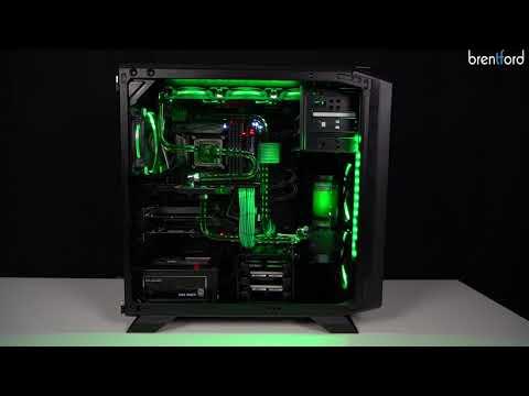 High End PC mit Wasserkühlung