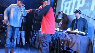 SADAT X + LORD JAMAR Love Me Or Leave Me Alone SOB's NYC March 22 2016