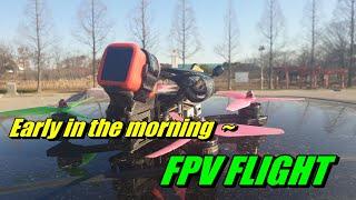 JW FPV Early in the morning FPV Flight