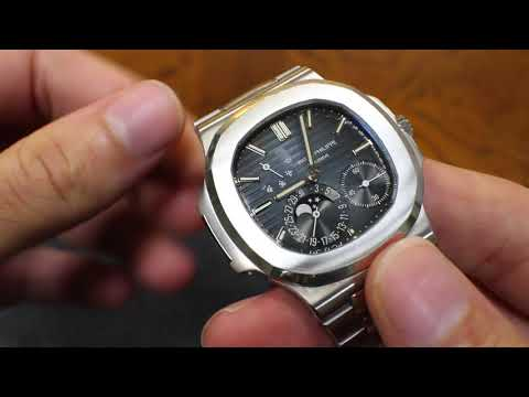 Here's Why The Patek Philippe Nautilus 5712 Is Worth $50,000!