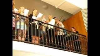 Hoden je Beránek (Píseň spasených) - (svatba Lucky a Toma 5.5.2012) - Lutršték