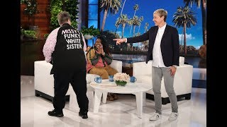 Missy Elliott Gives Fan Mary Halsey a One-of-a-Kind Gift!