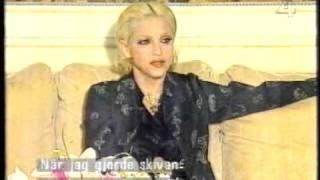 Madonna 1994 Stina Meets Madonna Interview Part 1