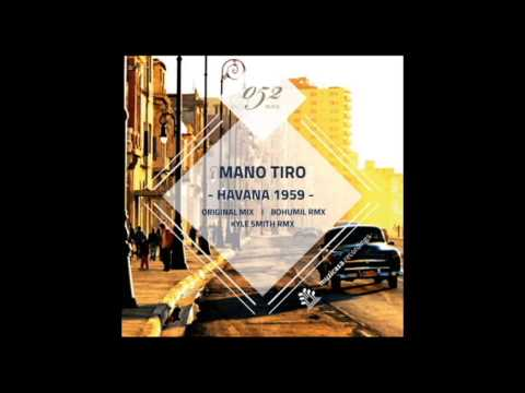Belgique - Mano Tiro - Havana 1959 (Original Mix)