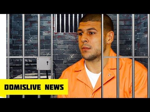 Ex-NFL Star Aaron Hernandez Had a Secret 'Gay Lover' in Prison Allegedly