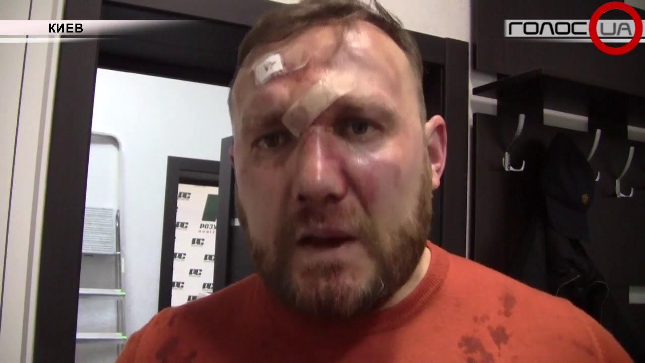В Киеве совершено нападение на офис партии «Разумная сила»