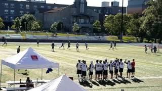 U18 Team New Bruswick vs U18 Team PEI , Maritime Cup 2017 Highlights , July 22nd