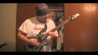 Can't Slow Down cover by Joe Satriani