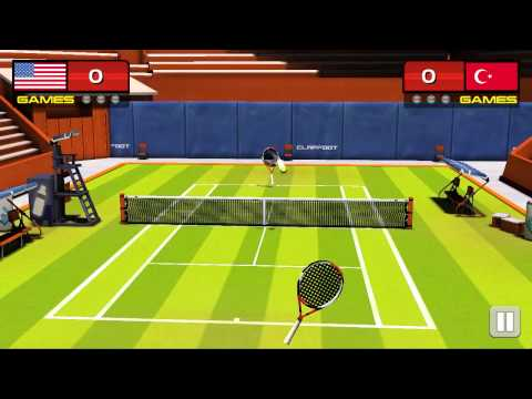 Video of Play Tennis