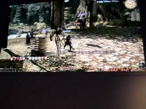 Thirteen Minutes Of FFXIV: A Realm Reborn Shaky-Cam Gameplay