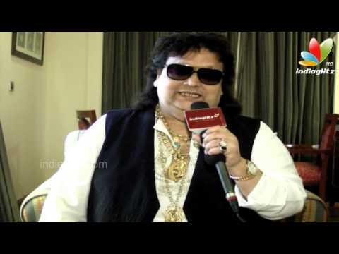 Bappi Lahiri On his experiance in Tamil | Karuppampatti | Disco Naughty Naughty Raja