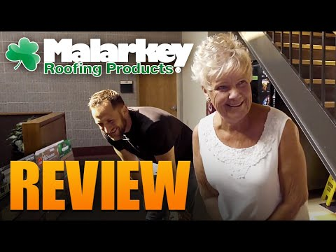Malarkey shingles and their Marketing name review