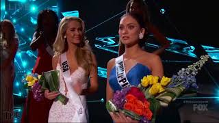 Who is winner of miss universe 2015
