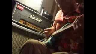 preview picture of video 'chuck revisits the charvel/strat'