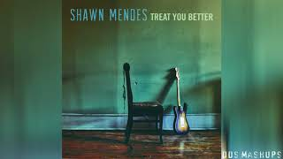 Shawn Mendes - Treat You Better (Acoustic Version)