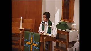 Hope Lutheran Cranberry - November 12, 2017 - Pastor Amy Michelson