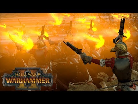 THE MERCENARY'S MELEE // Total War: Warhammer II Tournament