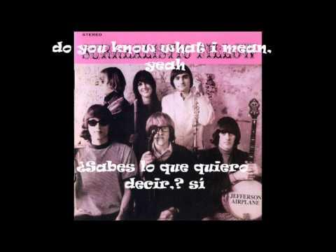 Jefferson Airplane- My Best Friend (Subtitulado Ingles- Español)