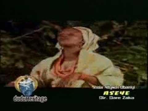 Shola Allyson Obaniyi - Aseye