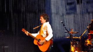 Paul McCartney - And I Love Her (Live From Portland, Oregon, On 4/15/2016)