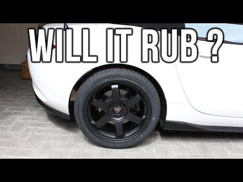 Testing tires - Miata In Action - Episode 25