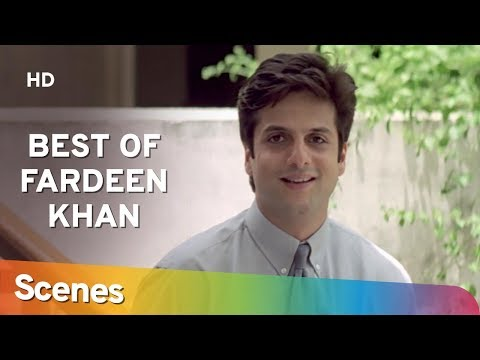 Fardeen Khan Scenes from Love Ke Liye Kuch Bhi Karega - Saif Ali Khan - Sonali Bendre