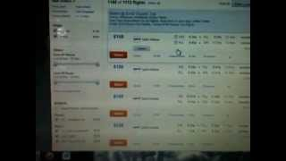 How to find the cheapest airline fare!