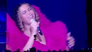 Beyoncé Performing Halo Live at Global Citizen Festival 2018