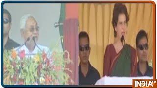 Modi के विस्फोटक वार... Priyanka Gandhi का तूफानी प्रचार, कौन मारेगा बाजी ?