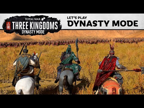 Dynasty mode - Let's Play — Total War Forums
