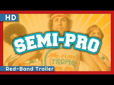 Video trailer för Semi-Pro (2008) Red-Band Trailer