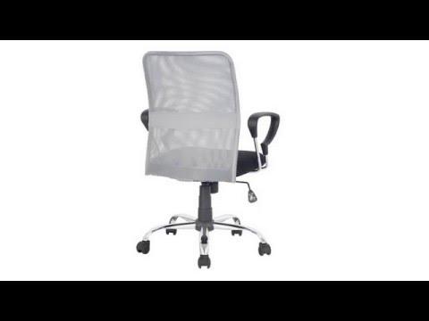 ☛☛SixBros - Sillón de oficina|Silla de oficina Silla giratoria gris u negro☚☚