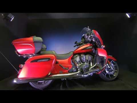 2020 Indian Roadmaster® Dark Horse® in De Pere, Wisconsin - Video 1