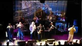 Tower Of Power - Loveland + You're the most - Metropool Hengelo 7-juli-2011