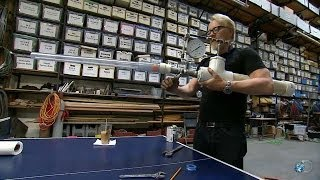 Ping Pong POP | MythBusters