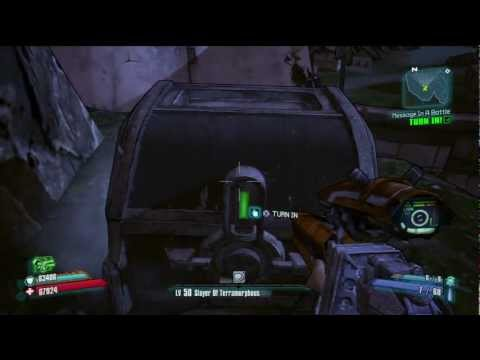All Message in a Bottle Treasure Locations - Borderlands 2 DLC - Commentary
