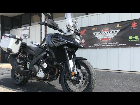 2020 Suzuki V-Strom 1050XT Adventure in Greenville, North Carolina - Video 1