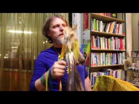 Shamanism and Healing by Jez Hughs