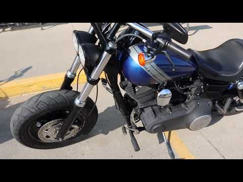 2015 Harley-Davidson Fat Bob® in Carroll, Iowa - Video 1