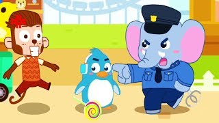 Play Kids Safety Skills - Learn Safety Knowledge With Baby Panda - Educational Game For Children