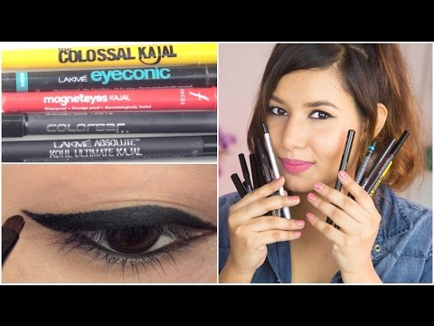 All About Eyeliners | Sonal Sagaraya