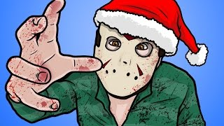 HOW TO SURVIVE CHRISTMAS - Friday The 13th: The Game - Funny Gameplay