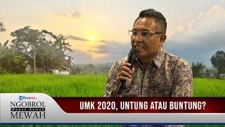Ngobrol Mewah - UMK 2020 'Untung atau Buntung?' bersama Wahyu Haryanto (Sekretaris Apindo Solo)