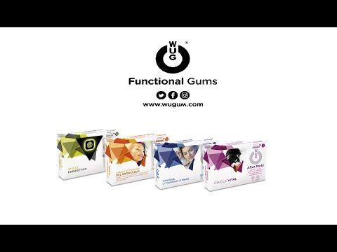 Gum on a diet