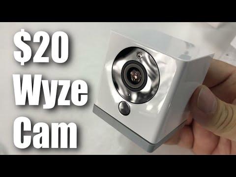 Wyze V2 Smart Cam Hd Smart Home Camera 2-way Night