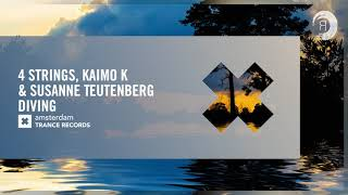 VOCAL TRANCE: 4 Strings & Kaimo K & Susanne Teutenberg - Diving (Amsterdam Trance) + LYRICS