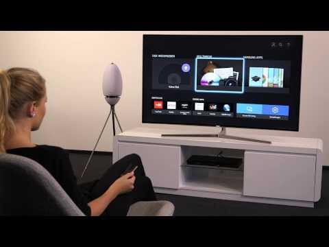 Samsung UHD Blu-ray Player: Wiedergabe von USB-Inhalten