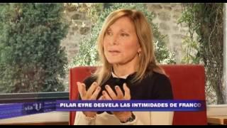 «Vía V»Pilar Eyre desvela las intimidades de Franco (cap. 606 - parte 1 –19/11/13) | Kholo.pk