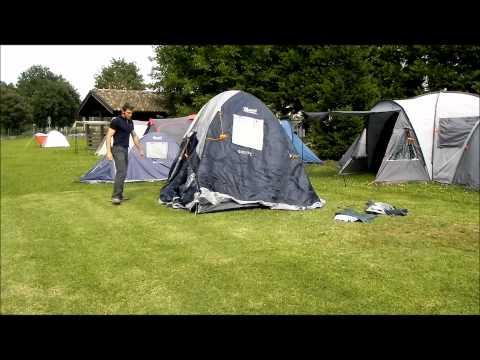 Montaggio tenda Igloo (Giglio 4 Bertoni)