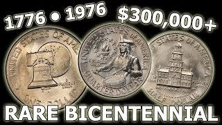 Valuable 1776-1976 Bicentennial U.S. Coinage - Errors + Varieties To Know